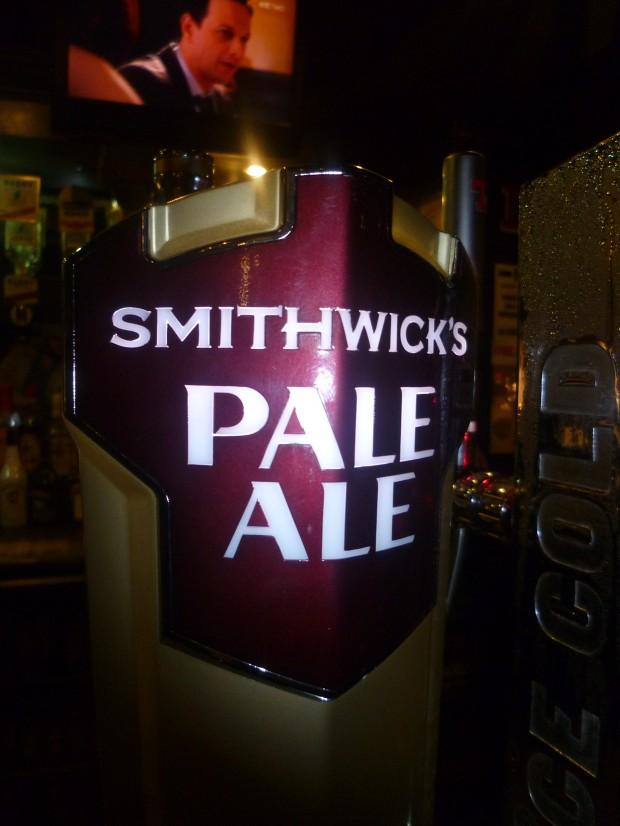 New Smithwicks Pale Ale